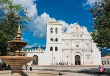 Kathedrale St. Michael in Comayagua