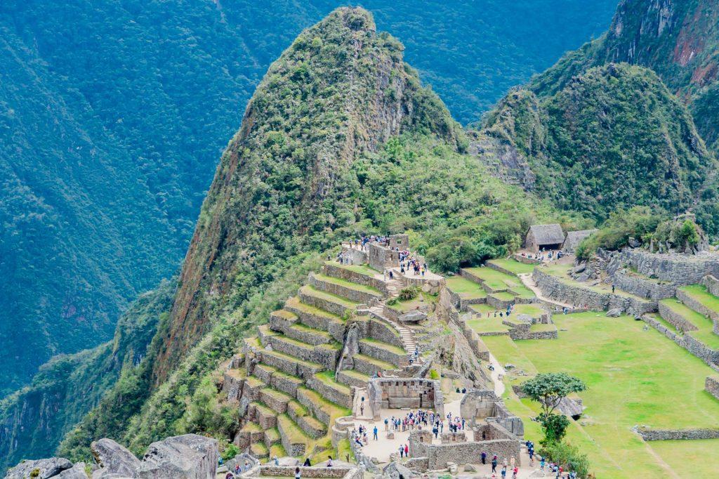 In Machu Picchu / Peru