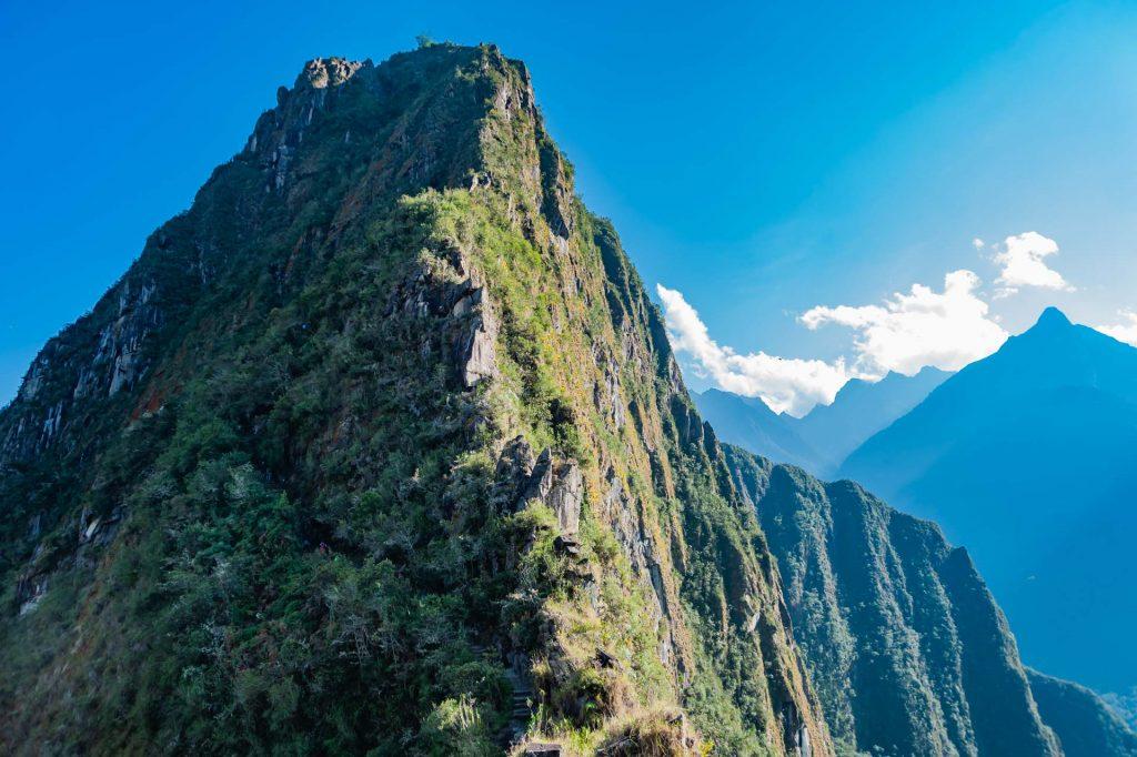 Huayna Picchu bei Machu Picchu