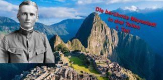 Machu Picchu Teil1