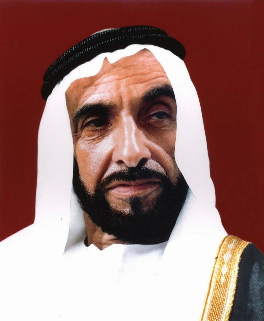Sheikh Zayid Bin Sultan Al Nahyan