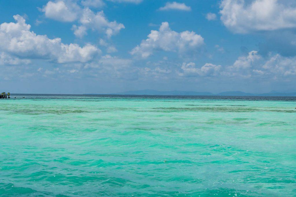 Im Belize Barrier Reef