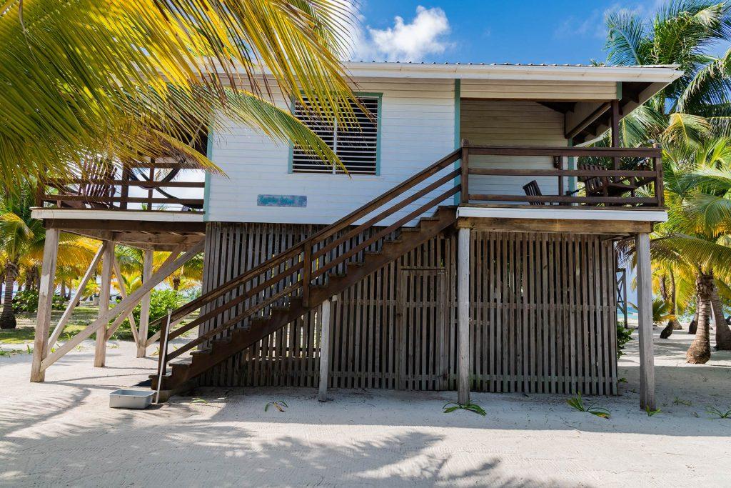 Ferienhaus im Pelican Beach Resort auf Southwater Caye