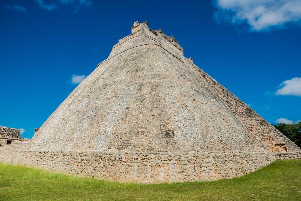 Adivino-Pyramide (Haus des Magiers) in Uxmal