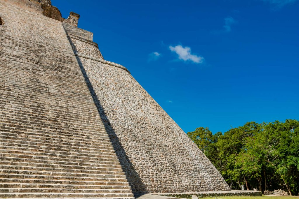 Adivino-Pyramide in Uxmal
