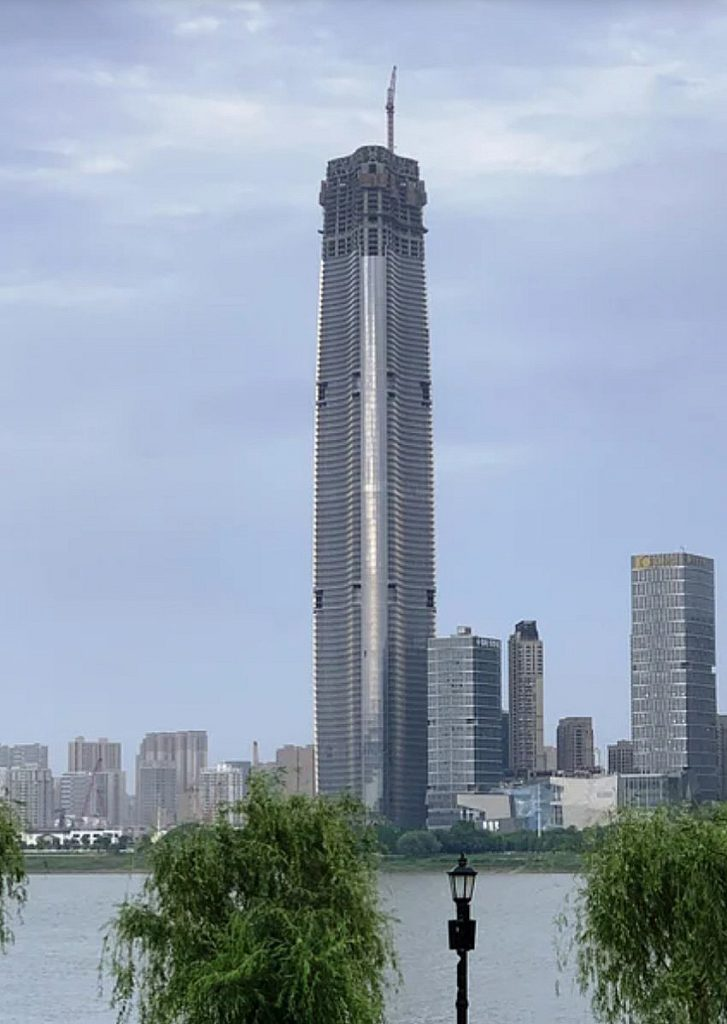 Wuhan Tower 2020