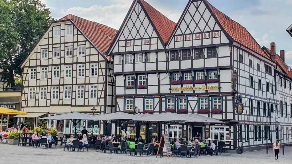 Fachwerkhaus Wilder Mann