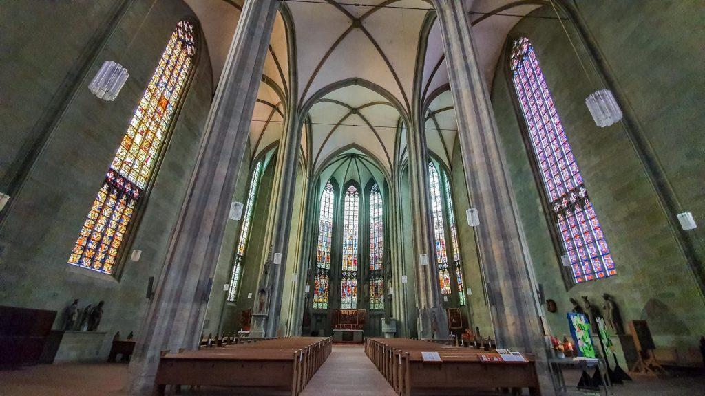 Innenraum der Wiesenkirche