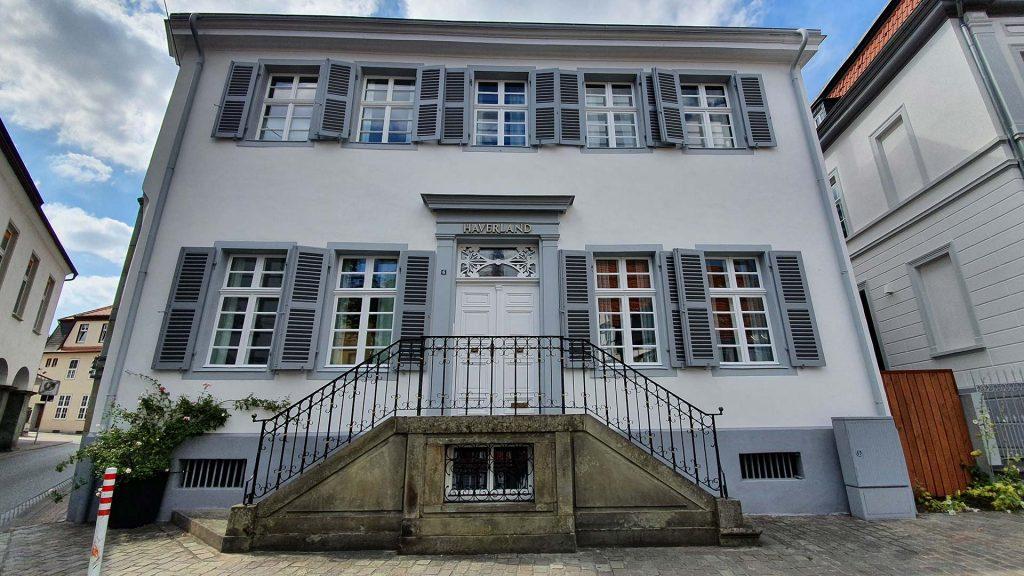 Bäckerhaus Haverland - Ursprung des Pumpernickel
