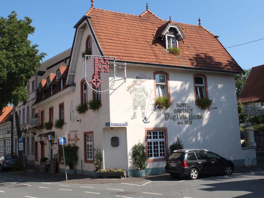 Pilgrimhaus in Soest