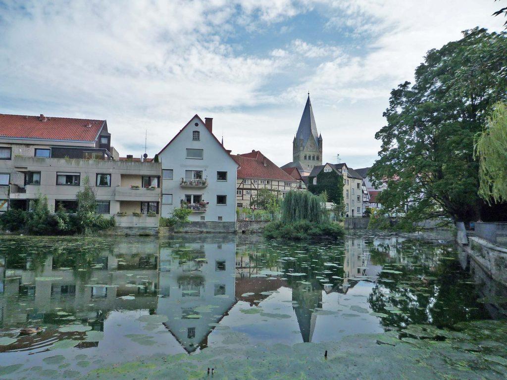 Großer Teich in Soest
