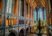 Lady Chapel - Kathedrale von Liverpool