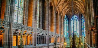 Lady Chapel - Kathedrale von Liverpool