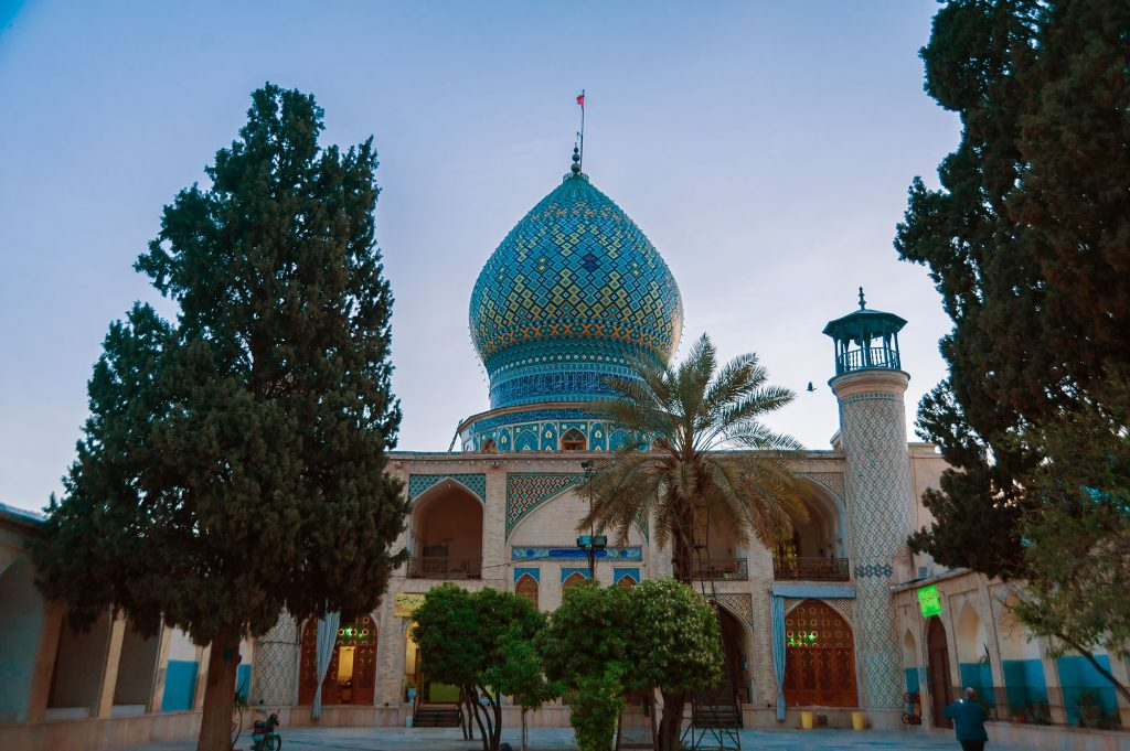Ali Ibn Hamza Schrein in Shiraz Iran