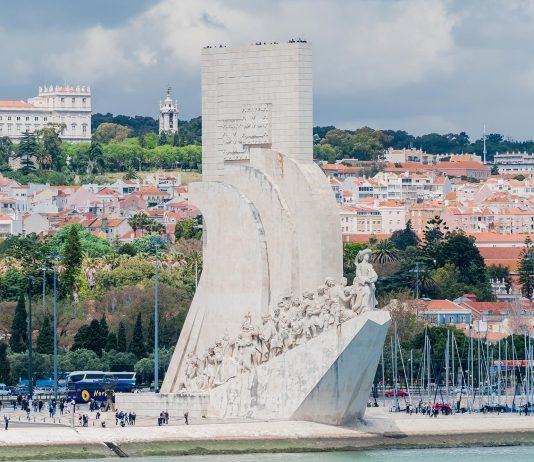 Denkmal der Entdeckungen in Lissabon