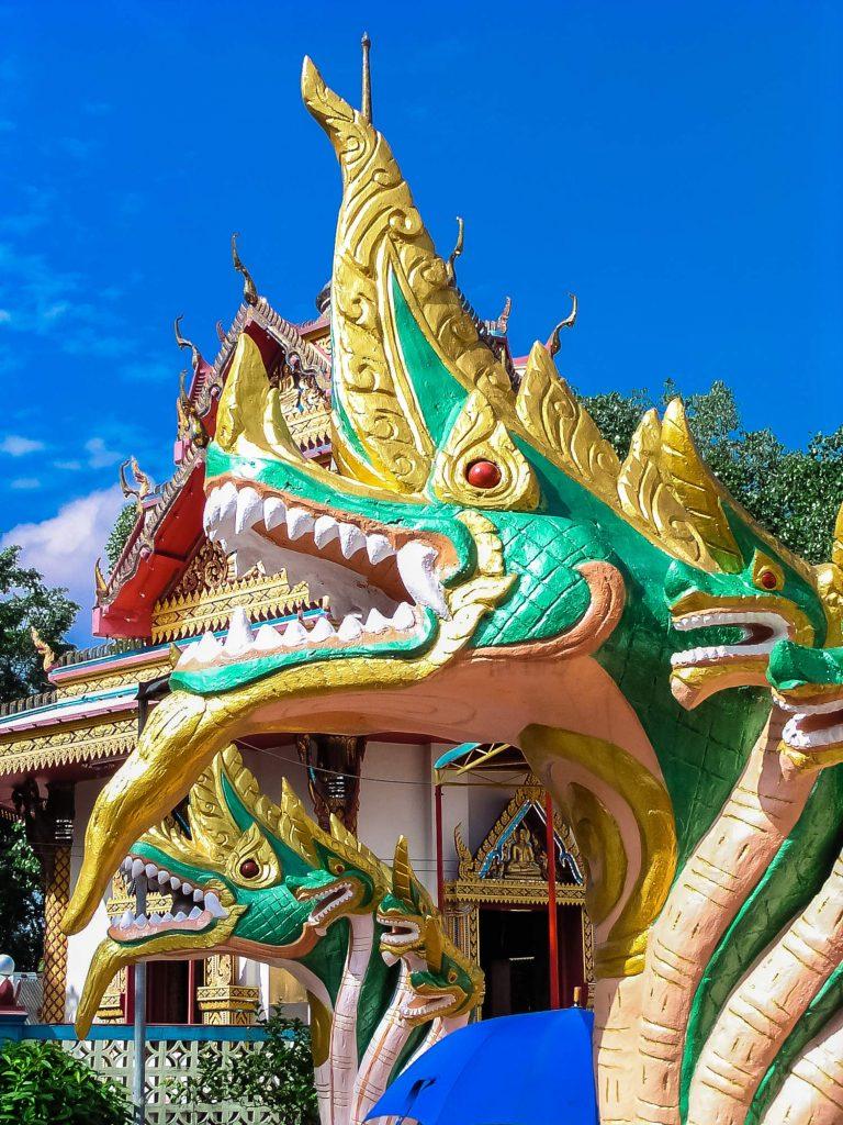 Drachenwesen-im-Chaiyamancalaran-auf-Penang