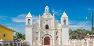 Iglesia la Merced in Gracias - Honduras