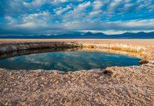 Ojos de Salar in der Atacamawüste
