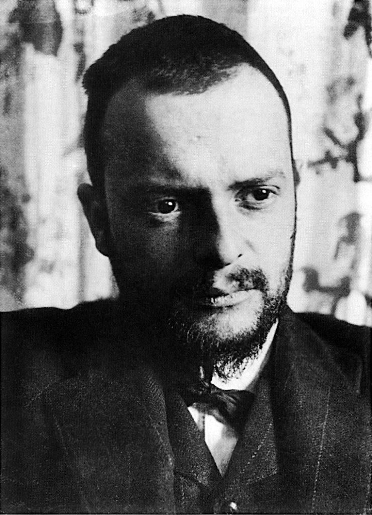 Der Maler Paul Klee