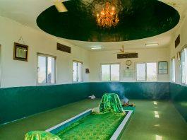 Hiobs Grab (Nabi Ayub) nahe Salalah im Oman